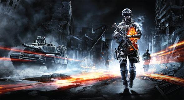Copertina Battlefield 3